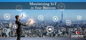 IoT in business can streamline processes to save energy, time, and money.