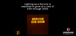 Lighting as a Service, IOT, Energy Services, Energy Optimization