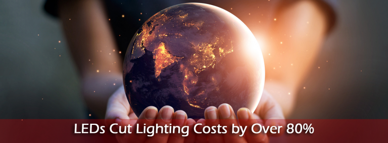LED's Save Energy and Money