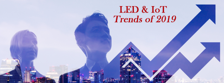 LED and IoT technologies can save businesses time and money with automation and energy savings.